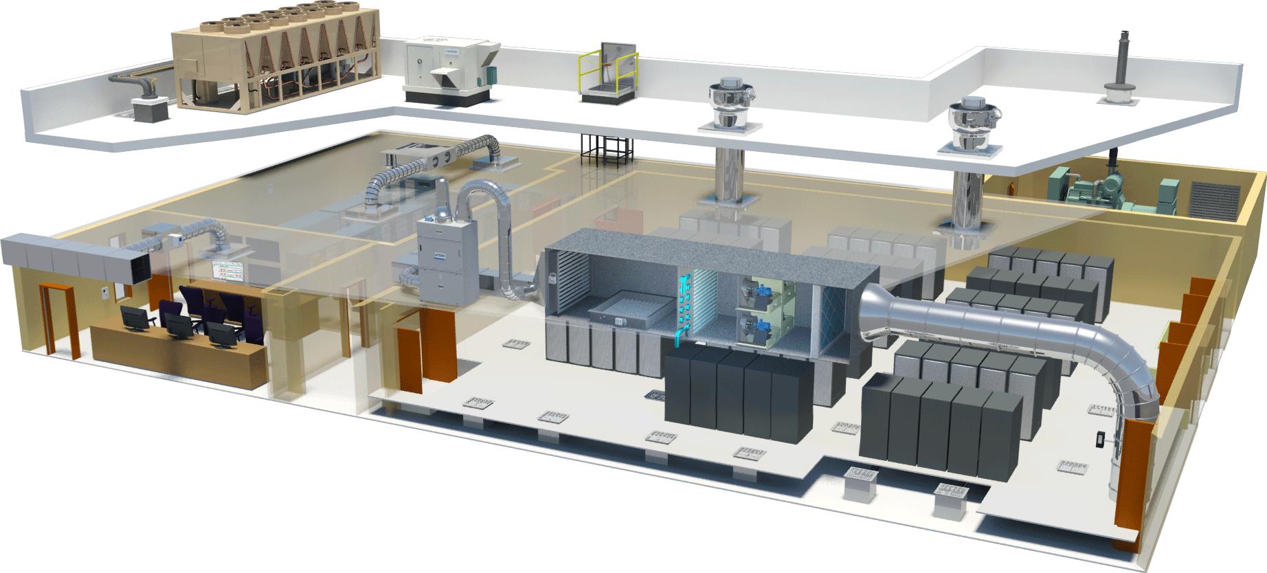 data center solution johnson controls. Black Bedroom Furniture Sets. Home Design Ideas