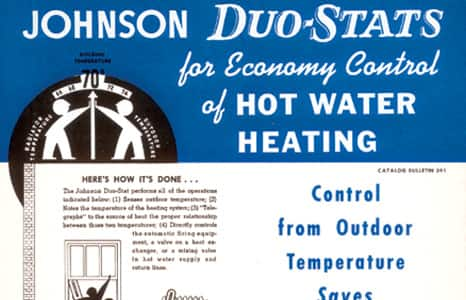 1934 Johnson Duo-Stats