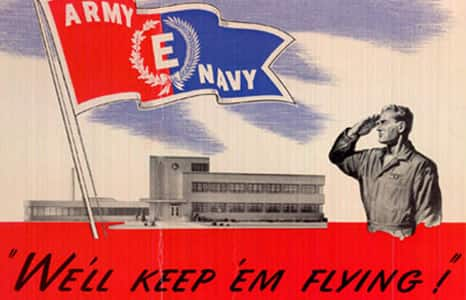 1947 Army Navy Flag
