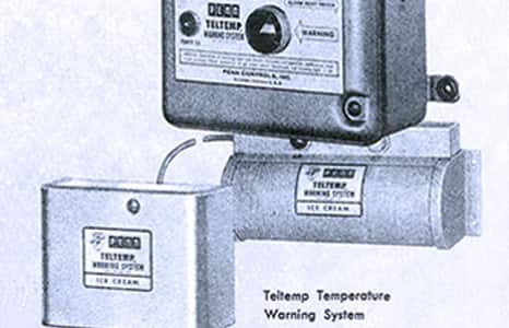 1968 Temperature Warning System