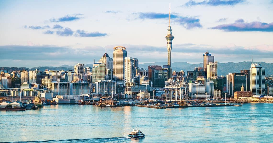 Neuseeland Twitter: Sky Tower Auckland