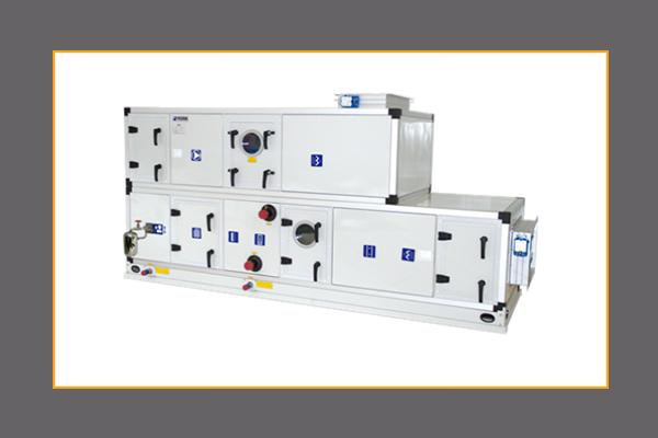 YMA Custom Air Handling Units – Air Handling Units | Johnson