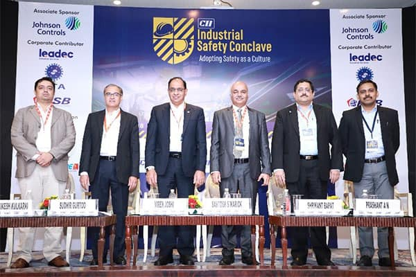 Country GM and Managing Director Shrikant Bapat shares his views on industrial safety