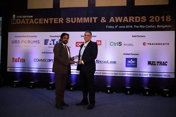 5th Edition Datacenter Summit & Awards 2018