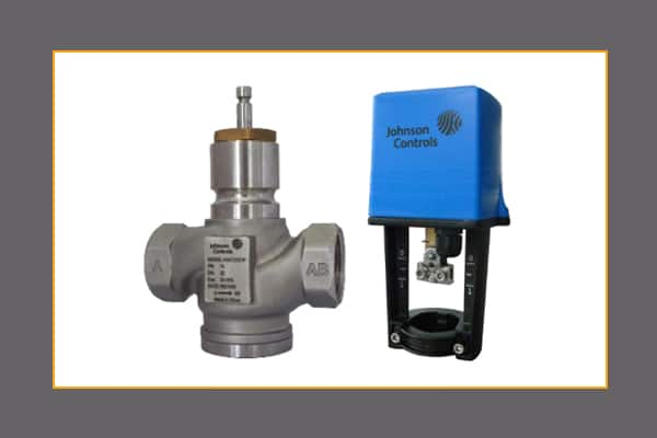 VGA7000 Threaded Globe Valve and Actuator Series