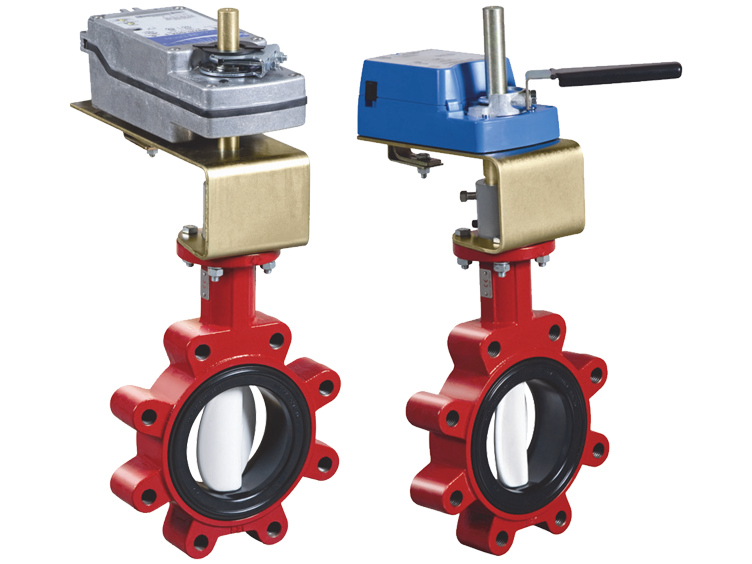 Butterfly Valves and Actuators