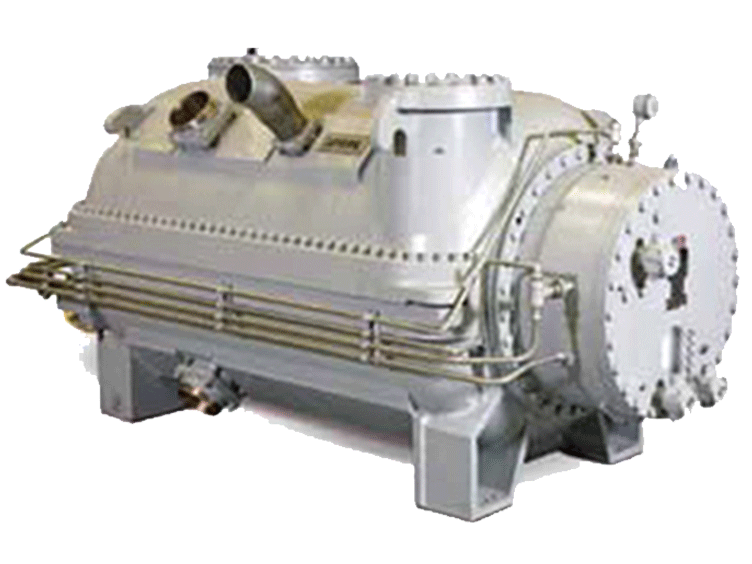 multistage centrifugal compressors