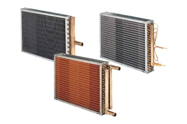 Heat and Cooling Coils