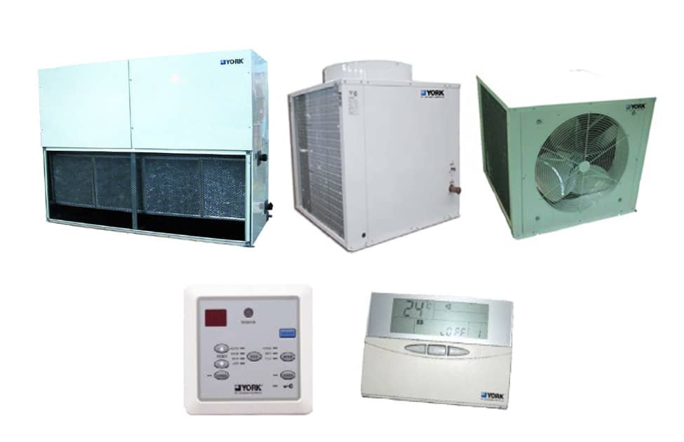 York Ac Units >> Commercial Air Conditioning Systems Air Conditioning Systems