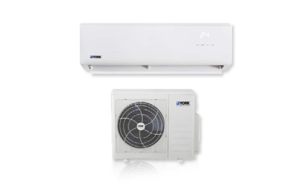 Residential air conditioning systems air conditioning systems york multi split grande high efficiency series publicscrutiny Image collections