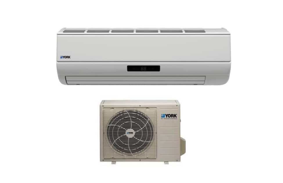 York 174 Single Split Wall Mounted R22 50hz Residential Air