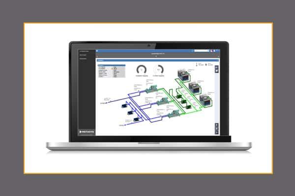 Bas Graphics Metasys 174 Building Automation Johnson Controls