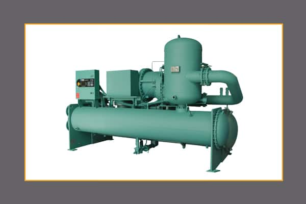 Yr Water Cooled Screw Chiller Chillers Johnson Controls