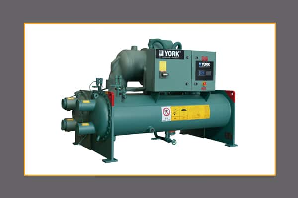 Ygws Water Cooled Screw Chiller Chillers Johnson Controls