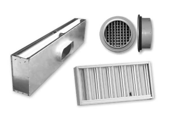 Grille and Diffusers