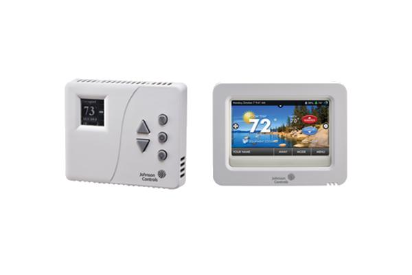 Programmable Thermostats – HVAC Controls | Johnson Controls