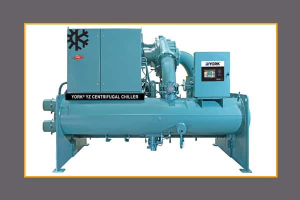 YORK® Chillers – HVAC Equipment | Johnson Controls on