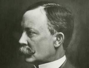 Johnson Controls founder Warren Johnson