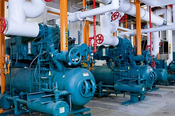 Industrial Refrigeration and Gas Compression
