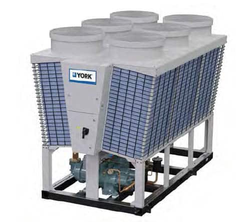 YCME / YHME Series 2 Modular screw chillers and heat pumps