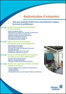 Modernisation d