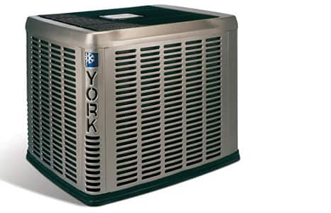 history 2005 york air conditioner