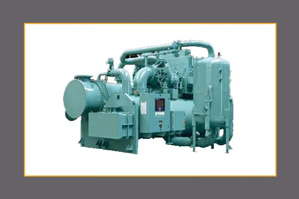 centrifugal heat pump CYK