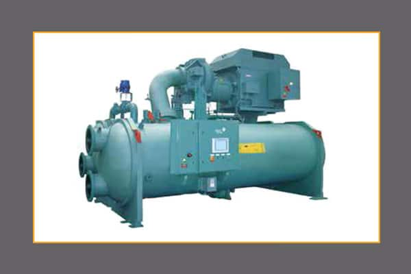 centrifugal heat pump YK