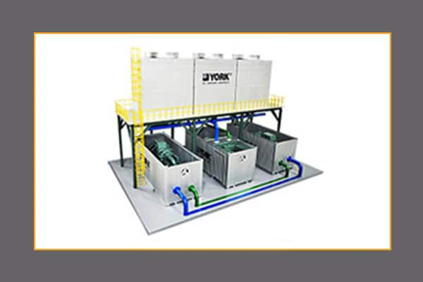 modular cooling system YCP