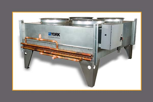 York 174 Vdc Air Cooled Condensers Johnson Controls